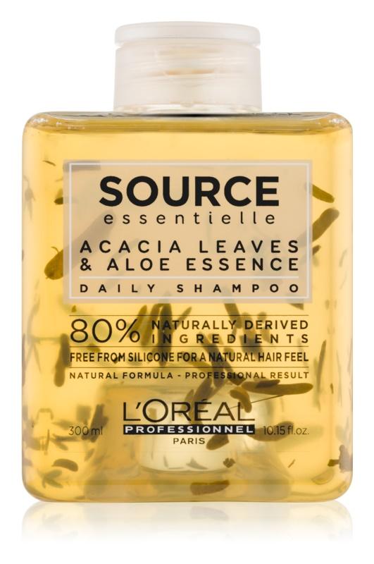 L Oréal Professionnel Source Essentielle Acacia Leaves   Aloe Essence Daily  Shampoo for Hair 66968a96494