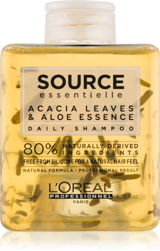 L'Oréal Professionnel Source Essentielle Acacia Leaves & Aloe Essence denný šampón na vlasy