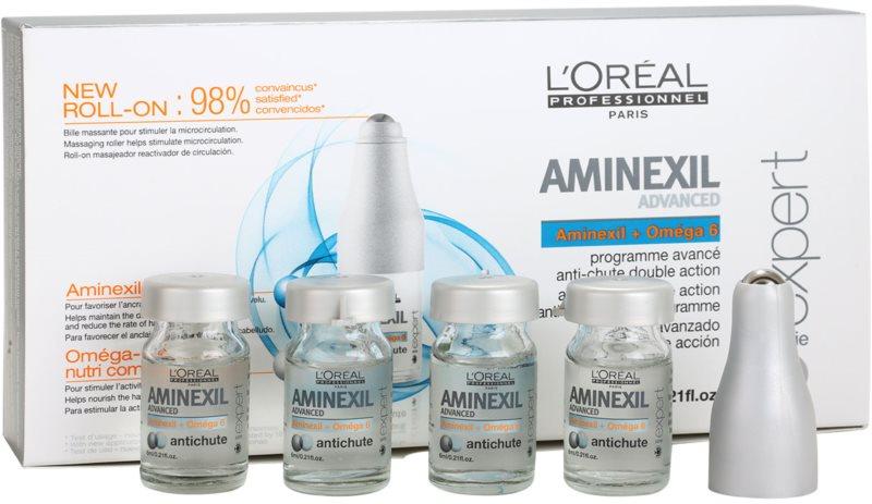 L'Oréal Professionnel Série Expert Aminexil Advanced tratamento anti-queda capilar