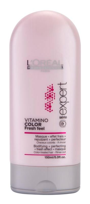 L'Oréal Professionnel Série Expert Vitamino Color AOX máscara com efeito refrescante para cabelos pintados