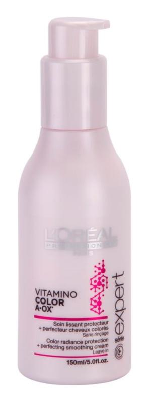 L'Oréal Professionnel Série Expert Vitamino Color AOX uhlazující krém pro barvené vlasy