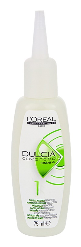 L'Oréal Professionnel Dulcia Advanced par permanent pentru par natural