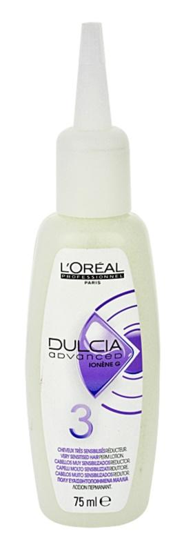 L'Oréal Professionnel Dulcia Advanced trajna ondulacija za zelo suhe in občutljive lase