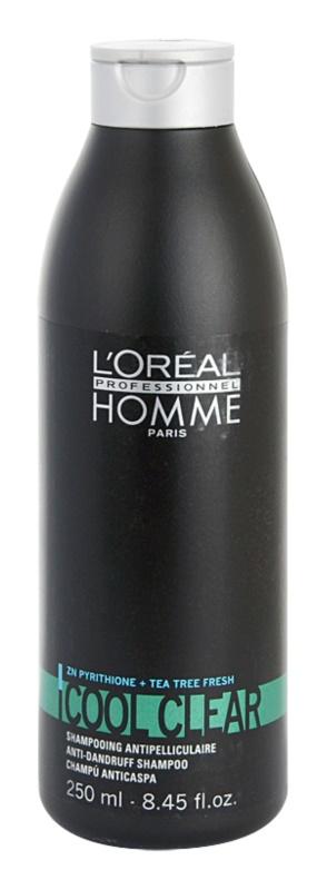 L'Oréal Professionnel Homme Cool Clear šampon proti prhljaju