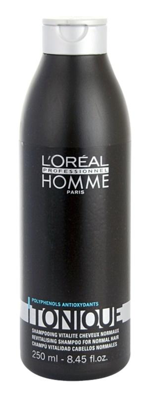 L'Oréal Professionnel Homme Tonique sampon hranitor pentru par normal