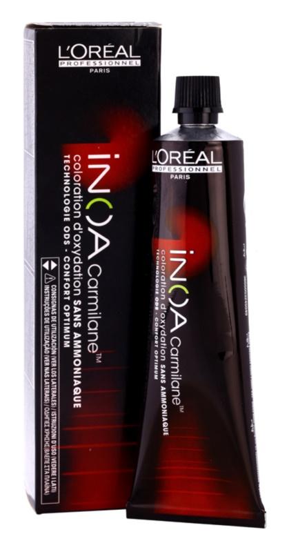 L'Oréal Professionnel Inoa Carmilane culoare par