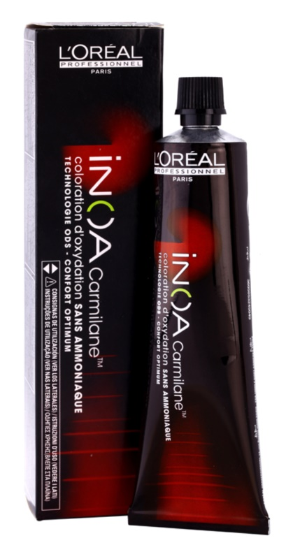 L'Oréal Professionnel Inoa Carmilane боя за коса