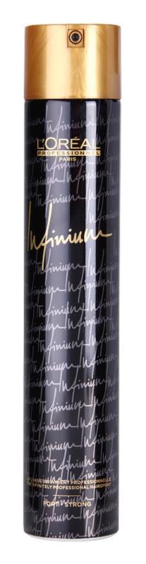 L'Oréal Professionnel Infinium profesionálny lak na vlasy silné spevnenie