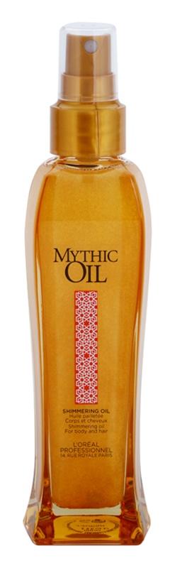 L'Oréal Professionnel Mythic Oil aceite para dar brillo  para cuerpo y cabello