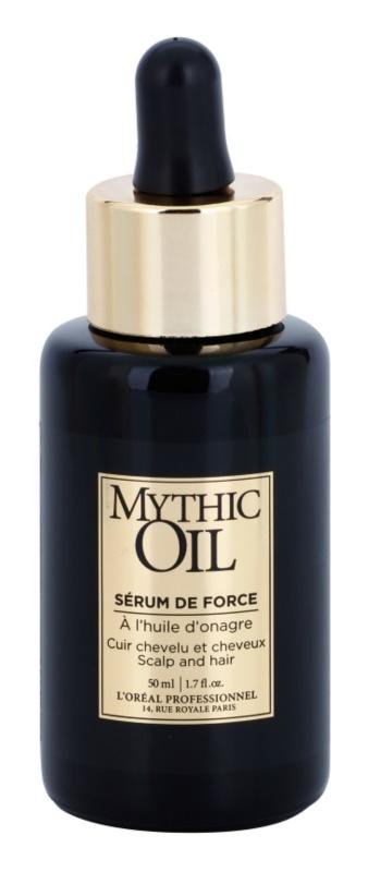L'Oréal Professionnel Mythic Oil Versterkende Serum  voor Haar en Hoofdhuid