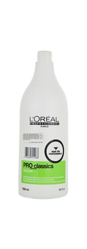 L'Oréal Professionnel PRO classics Shampoo für dauergewelltes Haar
