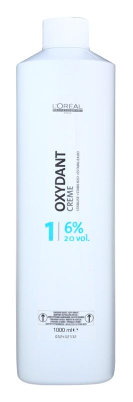 L'Oréal Professionnel Oxydant Creme színelőhívó emulzió