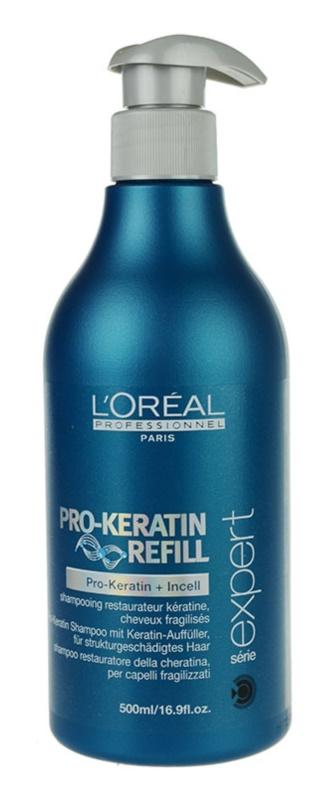 L'Oréal Professionnel Série Expert Pro-Keratin Refill šampon pro poškozené vlasy