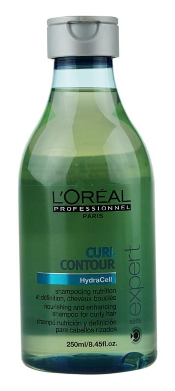 L'Oréal Professionnel Série Expert Curl Contour tápláló és erősítő sampon göndör hajra