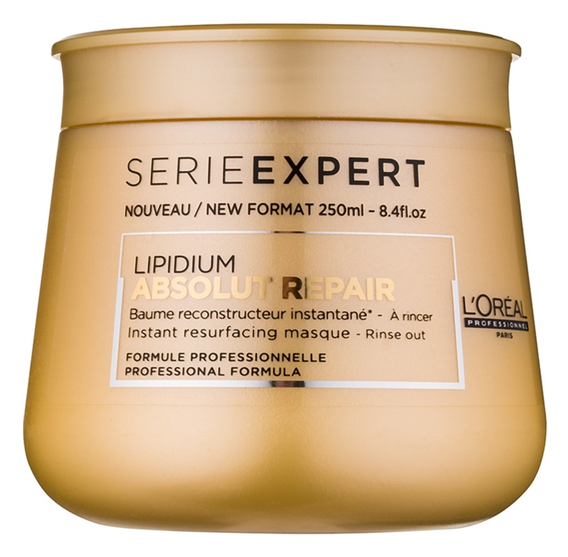 L'Oréal Professionnel Série Expert Absolut Repair Lipidium mascarilla regeneradora para el cabello muy dañado