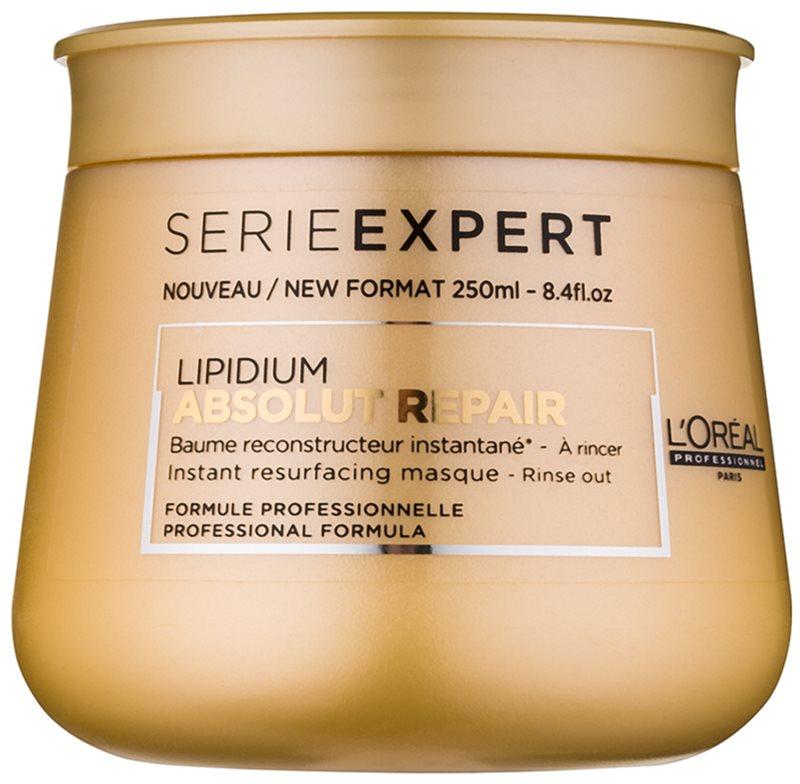 L'Oréal Professionnel Série Expert Absolut Repair Lipidium Regenerating Mask For Very Damaged Hair