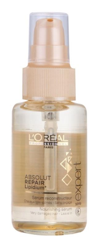 L'Oréal Professionnel Série Expert Absolut Repair Lipidium sérum nutritivo  para cabelo muito danificado