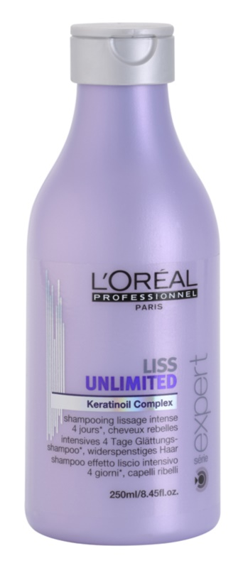 L'Oréal Professionnel Serie Expert Liss Unlimited Smoothing Shampoo To Treat Frizz