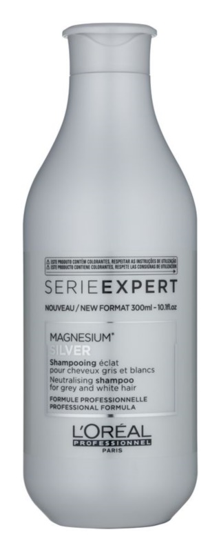 L'Oréal Professionnel Série Expert Silver srebrny szampon neutralizujący żółtawe odcienie