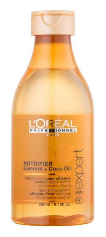 L Oréal Professionnel Série Expert Nutrifier vyživující šampon pro suché a  poškozené vlasy 20cc1d378f5