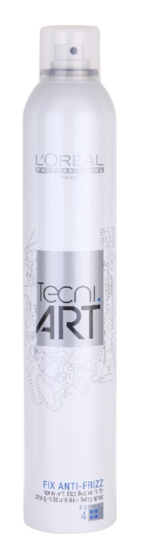L'Oréal Professionnel Tecni Art Fix Fixation Spray To Treat Frizz
