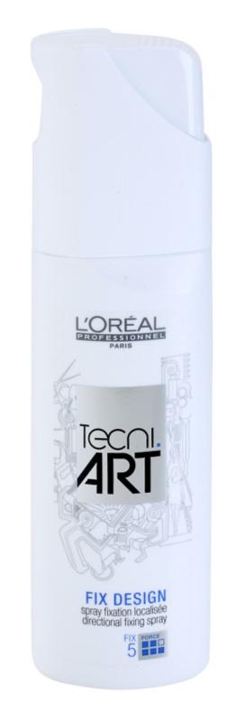 L'Oréal Professionnel Tecni Art Fix spray helyi fixáláshoz