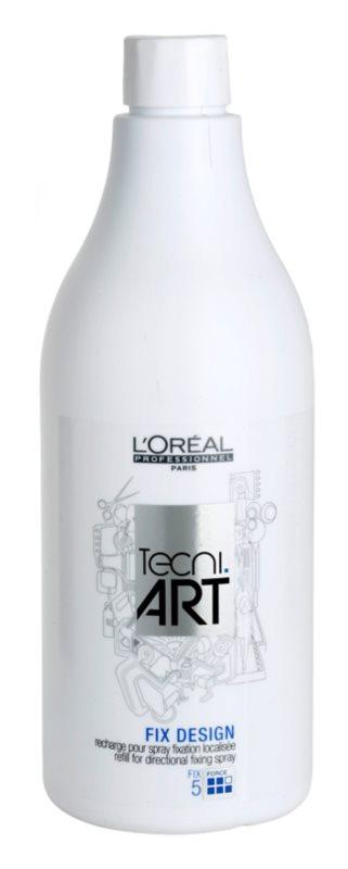 L'Oréal Professionnel Tecni Art Fix fixační sprej náhradní náplň
