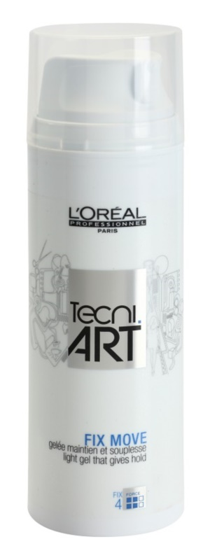 L'Oréal Professionnel Tecni Art Fix lekki żel do włosów do utrwalenia kształtu