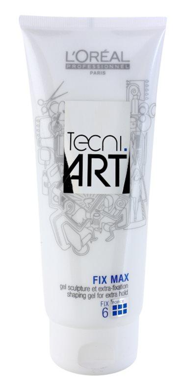 L'Oréal Professionnel Tecni Art Fix żel do włosów do utrwalenia kształtu