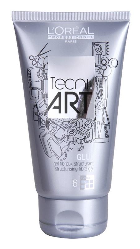 L'Oréal Professionnel Tecni Art Fix влакнест структуриращ гел