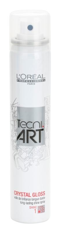 L'Oréal Professionnel Tecni Art Shine dlouhotrvající lesk ve spreji