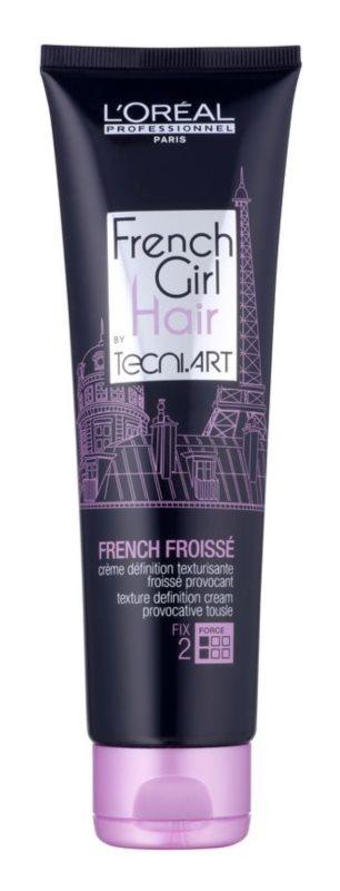 L'Oréal Professionnel Tecni Art French Girl Hair creme styling  para definir e formar