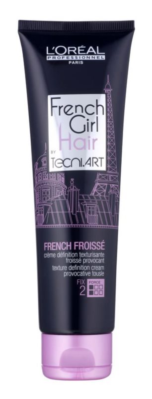 L'Oréal Professionnel Tecni Art French Girl Hair Styling Cream For Definition And Shape