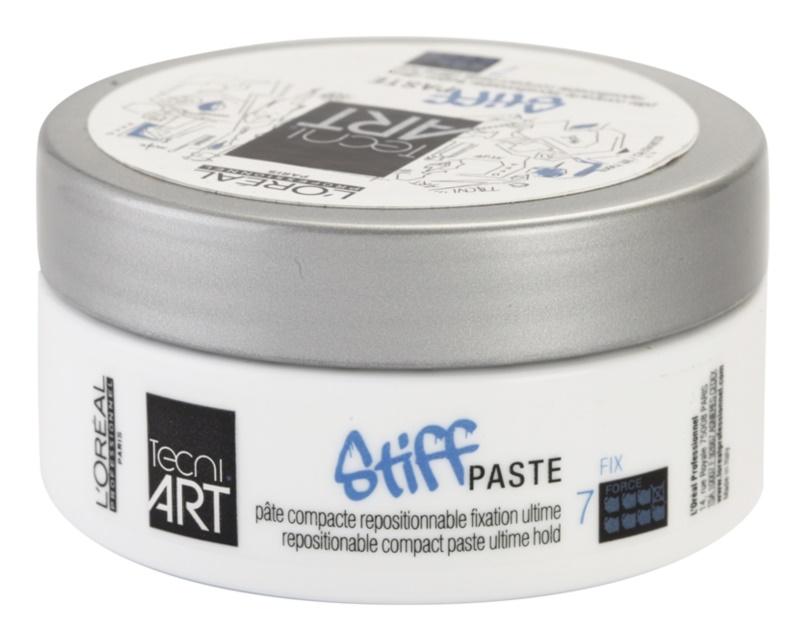 L'Oréal Professionnel Tecni Art Stiff Styling Pasta  met Matterend Effect