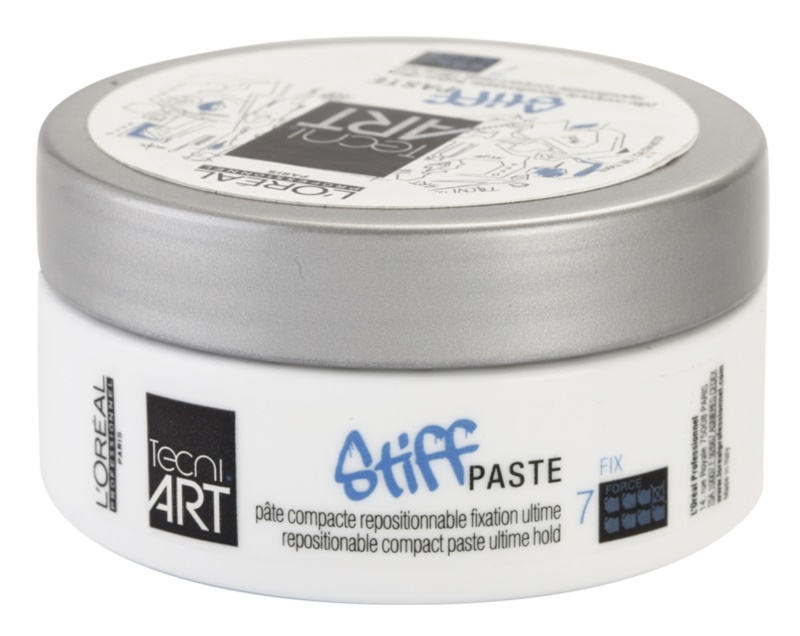 L'Oréal Professionnel Tecni Art Stiff tvarující pasta s matným efektem