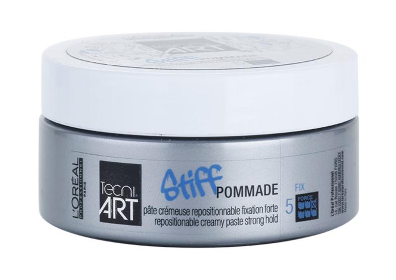 L'Oréal Professionnel Tecni Art Stiff pasta cremosa fixação forte