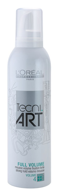 L'Oréal Professionnel Tecni Art Volume starker Fixierschaum für mehr Volumen