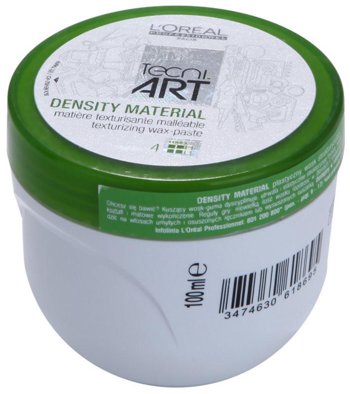 L'Oréal Professionnel Tecni Art Volume cire-pâte texturisante fixation forte
