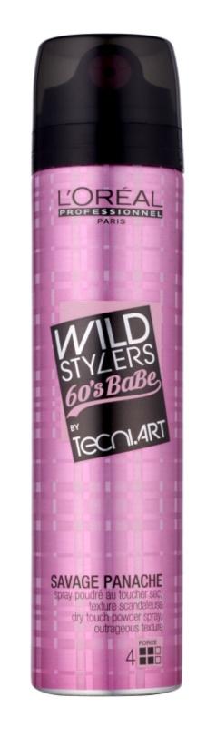 L'Oréal Professionnel Tecni Art Wild Stylers pudra sub forma de spray pentru volum