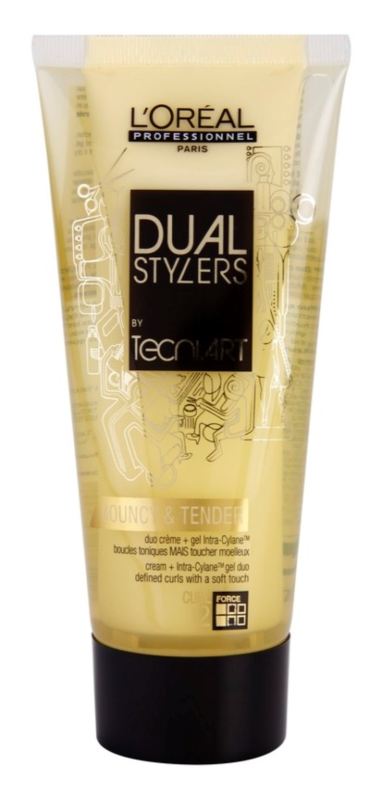 L'Oréal Professionnel Tecni Art Dual Stylers gel cremoso para formação de ondas
