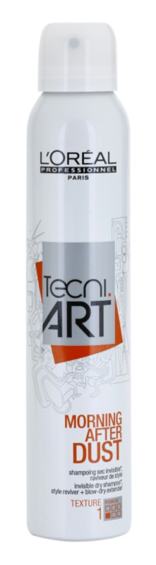 L'Oréal Professionnel Tecni Art Morning After Dust сух шампоан  в спрей