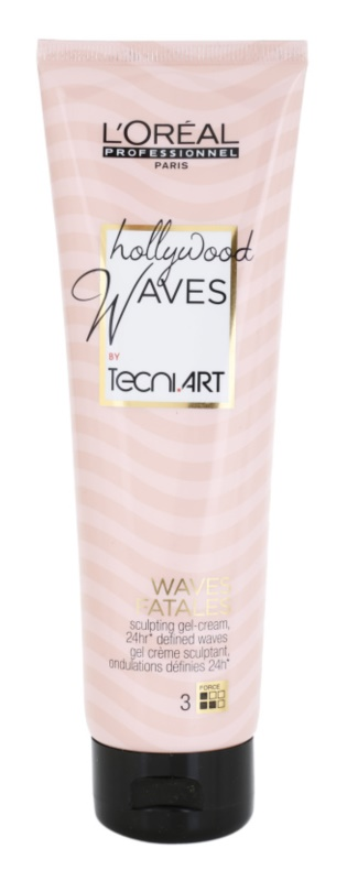 L'Oréal Professionnel Tecni Art Hollywood Waves żel-krem modelujący