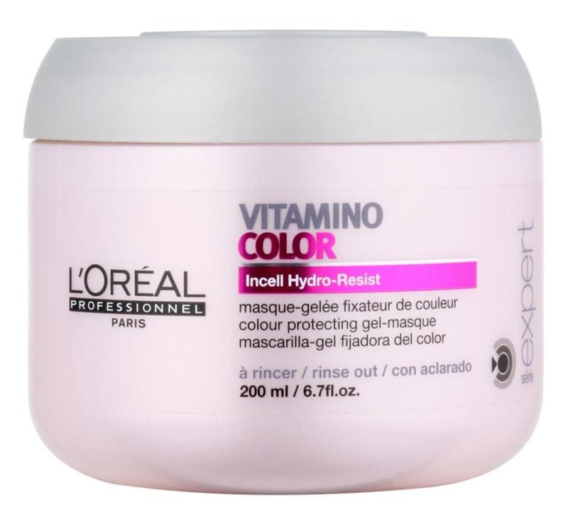 L'Oréal Professionnel Série Expert Vitamino Color regeneračná maska  pre farbené vlasy