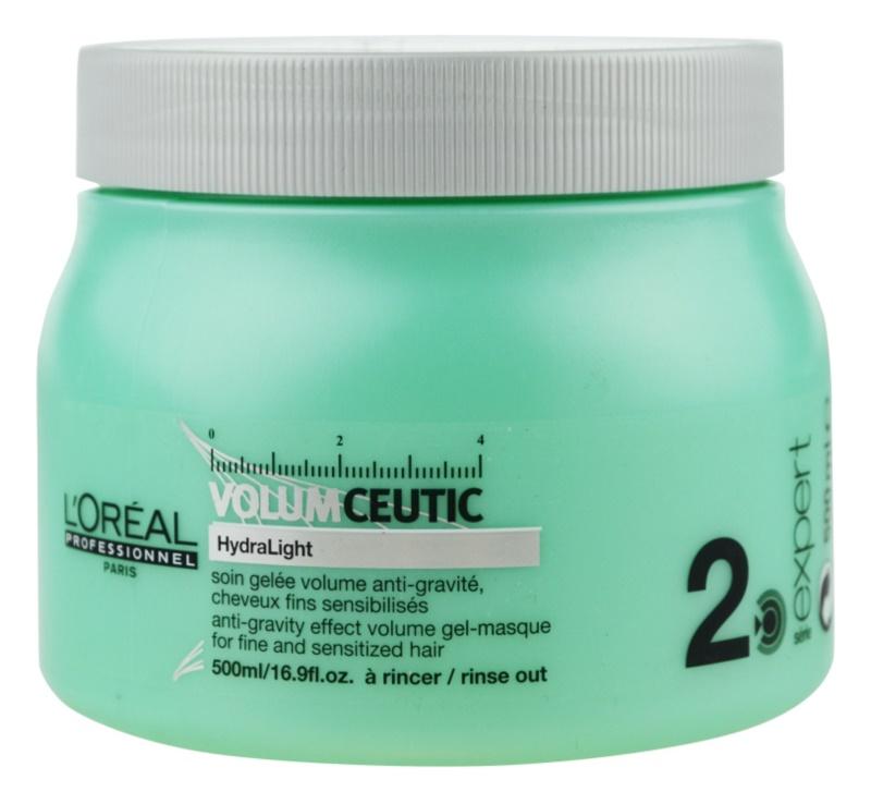 L'Oréal Professionnel Série Expert Volumceutic maszk a finom hajért
