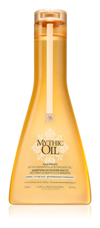 L Oréal Professionnel Mythic Oil σαμπουάν για κανονικά εως λεπτά μαλλιά cd66c910b90