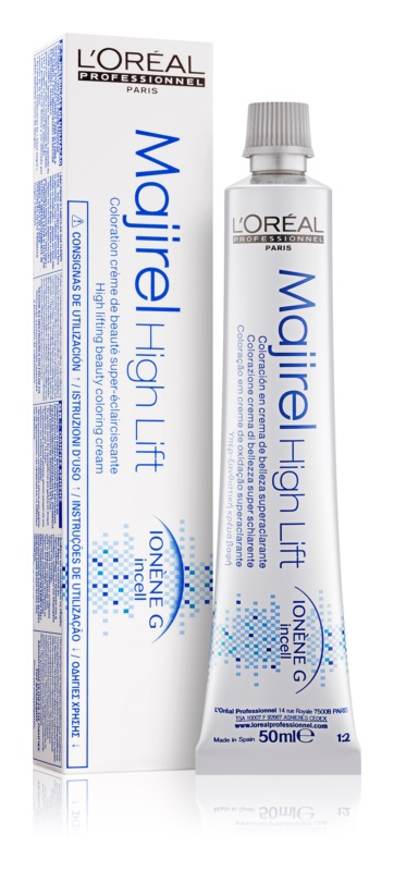 L'Oréal Professionnel Majirel High Lift Permanent Hair Dye