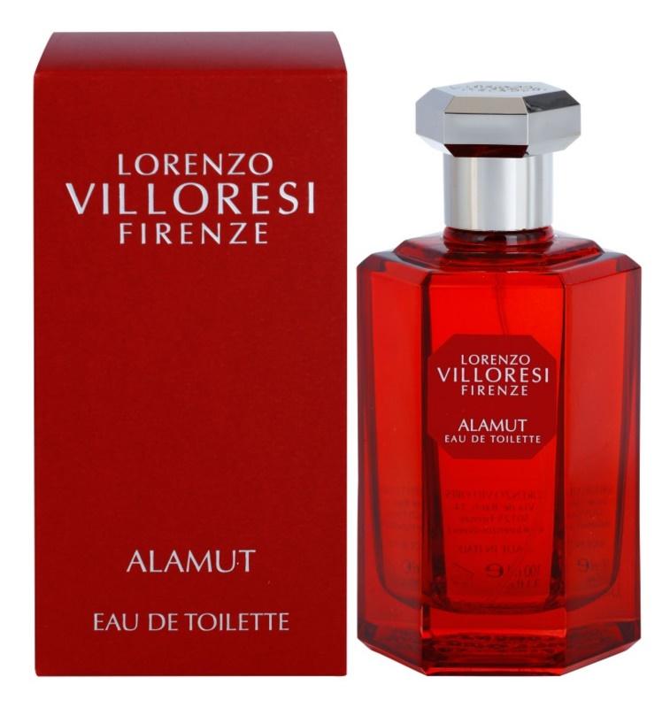 Lorenzo Villoresi Alamut toaletná voda unisex 100 ml