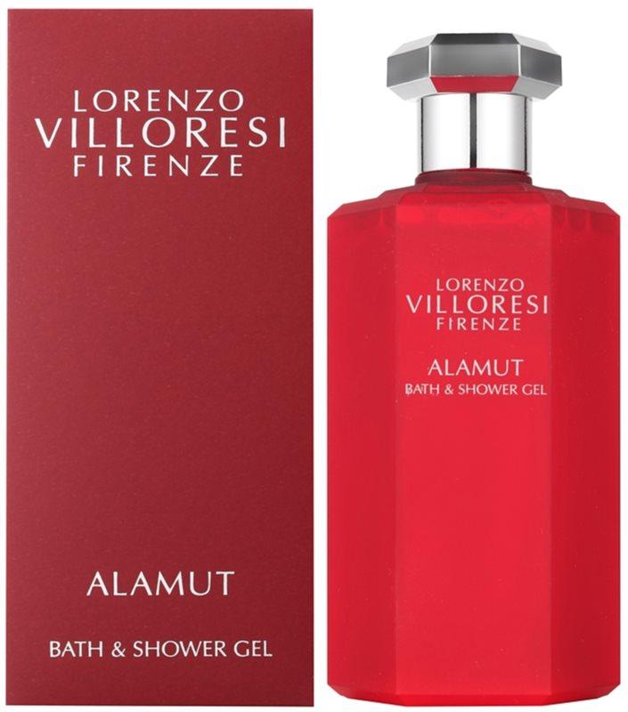 Lorenzo Villoresi Alamut Shower Gel unisex 250 ml