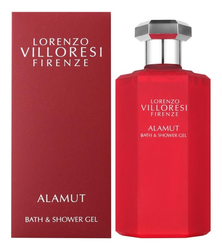 Lorenzo Villoresi Alamut żel pod prysznic unisex 250 ml