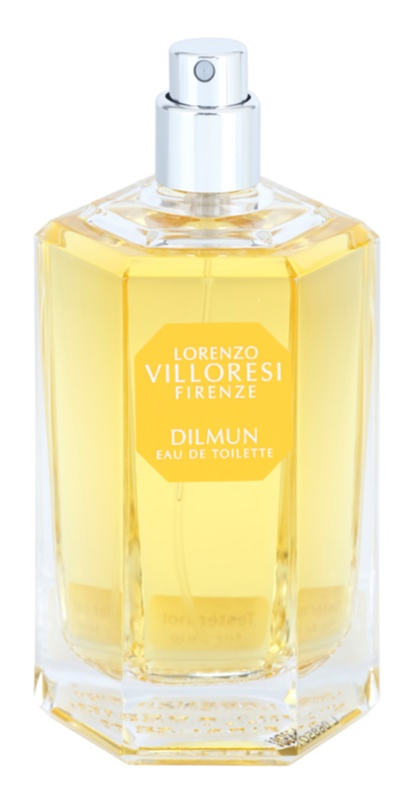 Lorenzo Villoresi Dilmun eau de toilette teszter unisex 100 ml